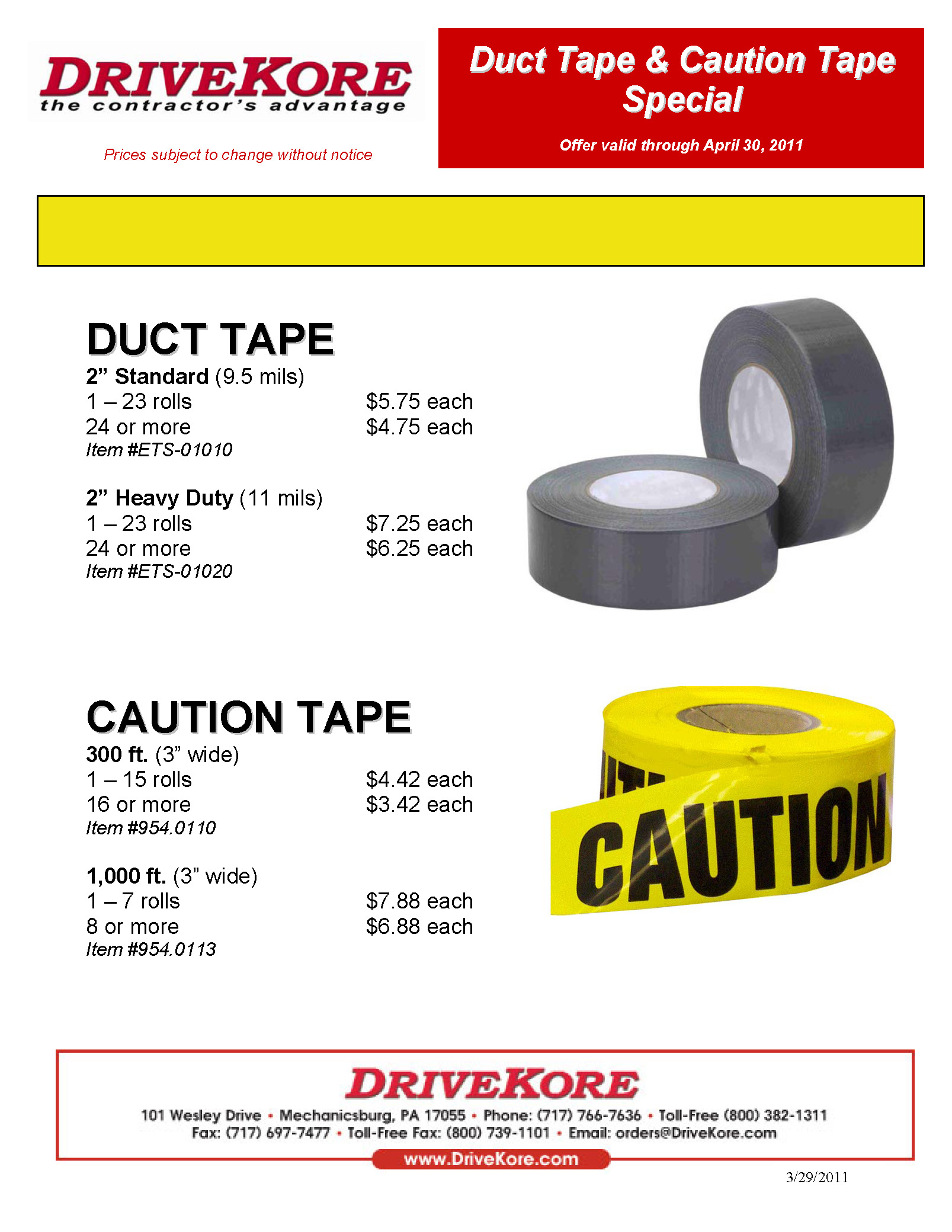 Index Of Flyers Drivekore Police Line Barricade Tape 3 Inch X 300 Meter M
